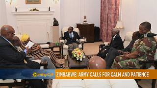 Impeachment proceedings to begin against Mugabe [The Morning Call]