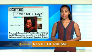 Revoir la revue de presse du 21-11-2017 [The Morning Call]