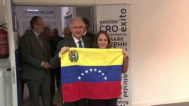 Ola de arrestos en Venezuela tras la huida de Ledezma