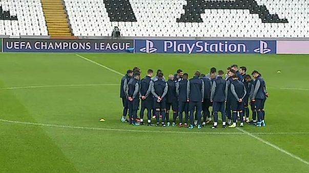 Beşiktaş-Porto tur için karşı karşıya