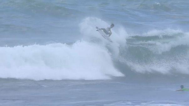 Modiali di surf: Toledo vince la Hawaiian pro