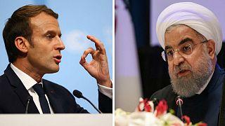 روحانی و ماکرون در یک گفتگوی تلفنی بر لزوم پایبندی به برجام تأکید کردند