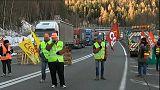 Les routiers mobilisés contre le dumping social