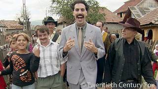 Borat actor pledges to pay mankini tourist fines