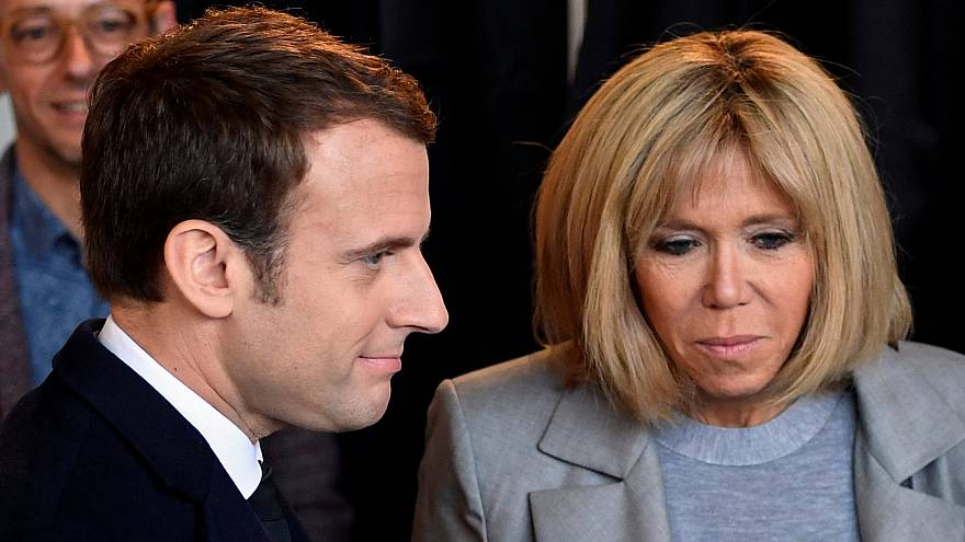 440 ezer eurós éves büdzsét kap férjétől Brigitte Macron