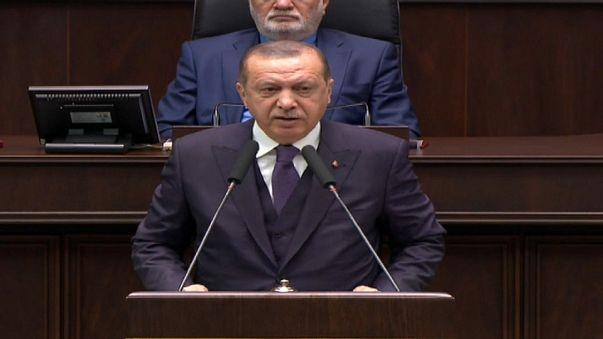 Erdoğan: Türkiye hafife alınacak ülke değil
