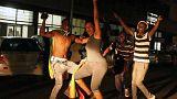 Harare festeja saída de Robert Mugabe
