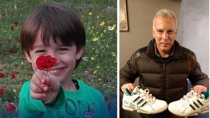 Το δώρο αγάπης του Γκάλη στον μικρό Χριστόφορο που δίνει μάχη με τον καρκίνο