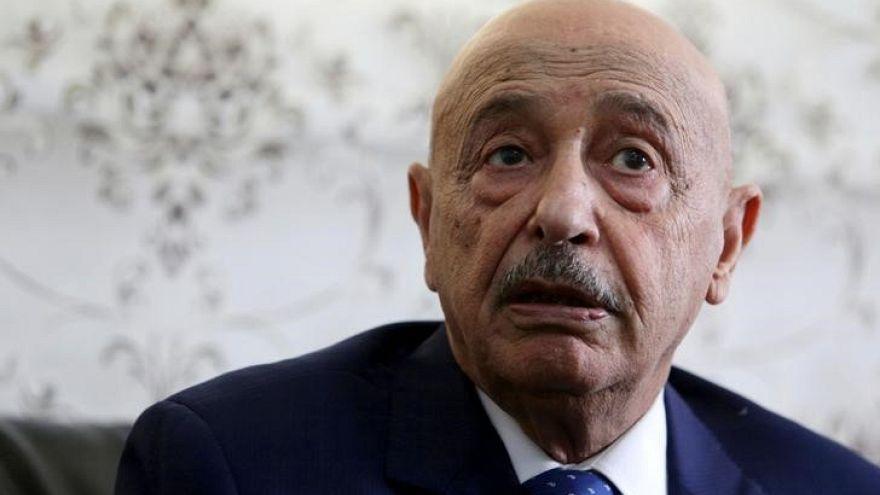 برلمان شرق ليبيا يؤيد المقترح الأممي لحل الأزمة