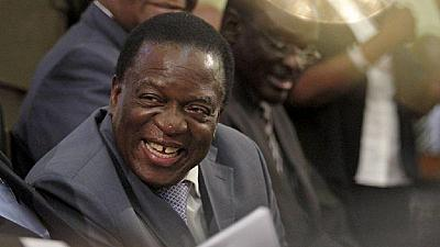 Zimbabwe : Mnangagwa nouveau président?