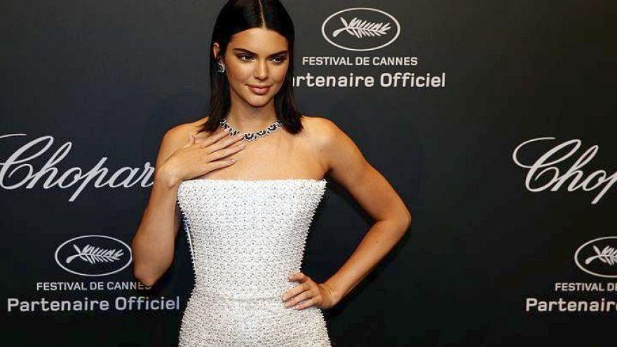 Kendall Jenner en fazla kazanan manken oldu