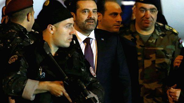 Saad Hariri está de volta ao Líbano após anúncio de demissão