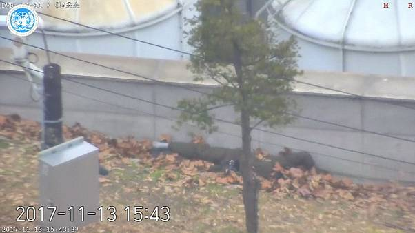 [Vidéo] Défection d'un soldat nord-coréen sous les balles