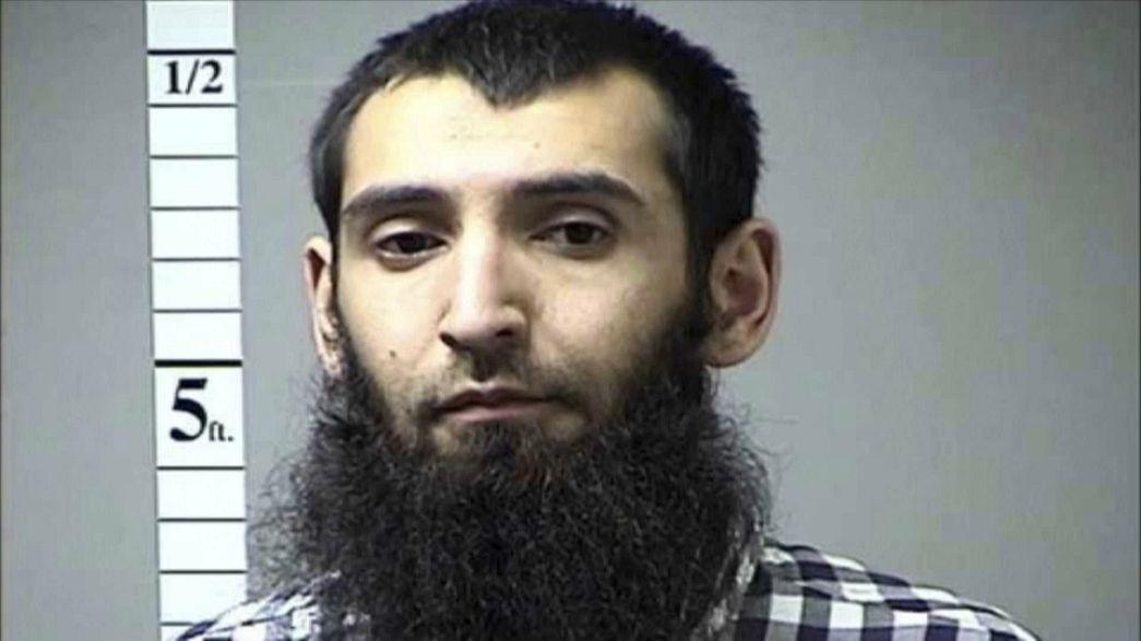 توجيه اتهامات لسيف الله سايبوف منفذ هجوم مانهاتن