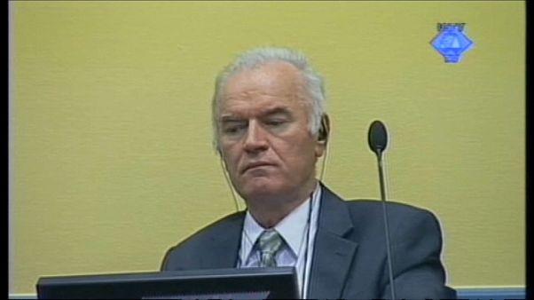 "Ratko Mladić, o ""carniceiro"" da Bósnia"