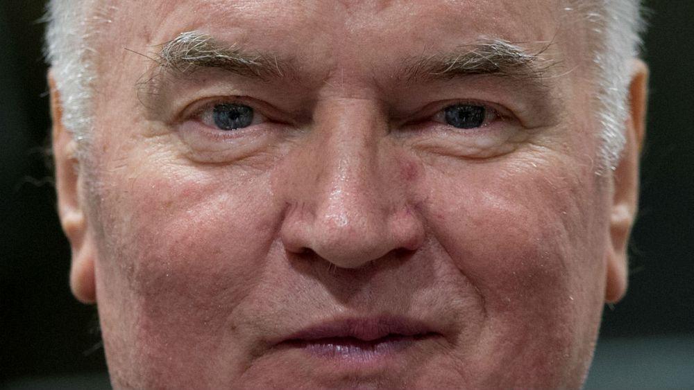 Watch live: Verdict due in Ratko Mladic's genocide trial