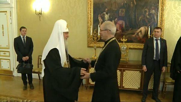 Патриарх Московский и архиепископ Кентерберийский - против экстремизма