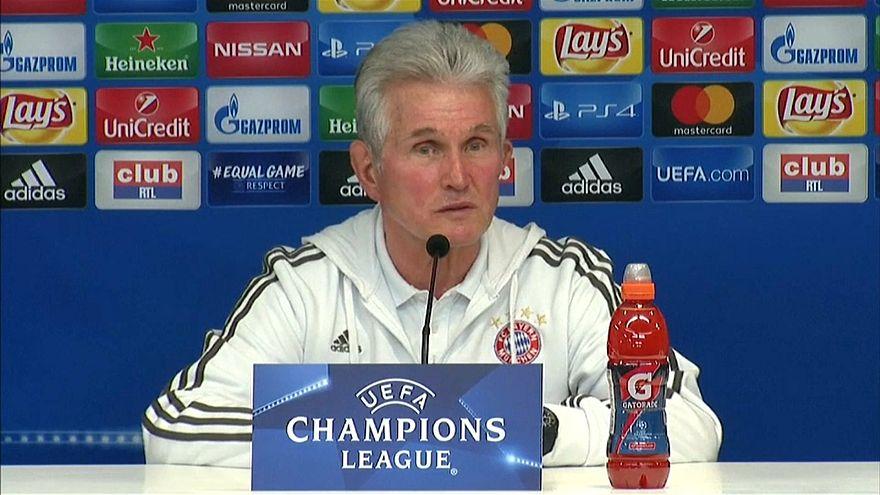 UEFA Champions League - Bayern München will Siegesserie fortsetzen