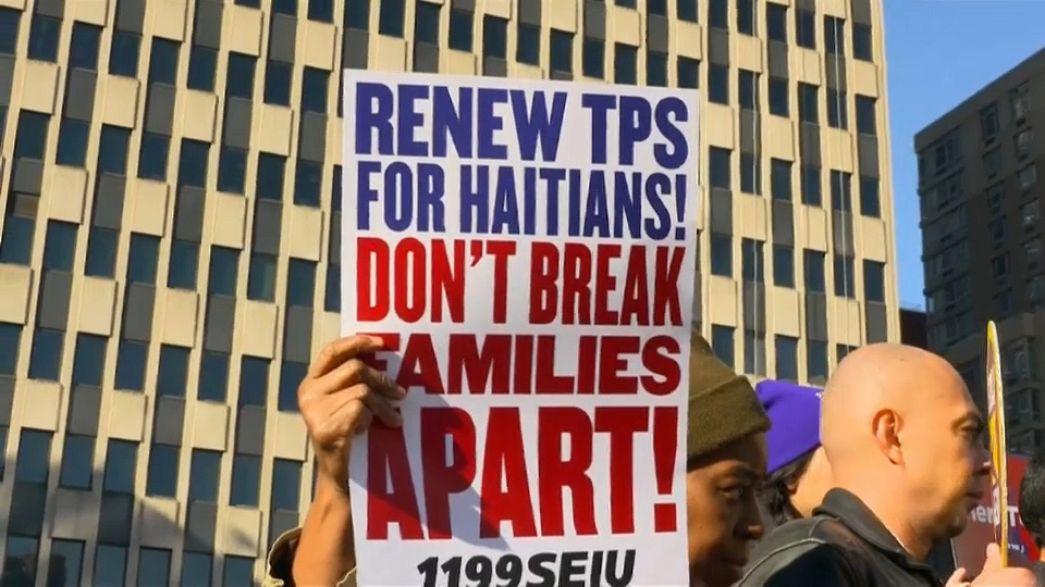 USA: Proteste für 60.000 haitianische Erdbebenflüchtlinge