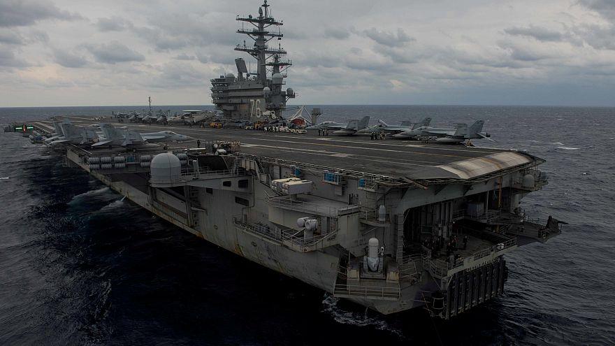 US-Militärflugzeug stürzt vor Japan ins Meer