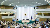 Совет Федерации РФ одобрил закон о СМИ-иностранных агентах