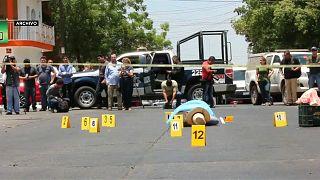 México: el mes más violento de los últimos 20 años
