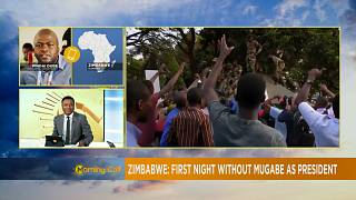 Celebrations galore in Zimbabwe as Mugabe resigns [The Morning Call]
