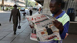 Les réactions après la démission de Robert Mugabe