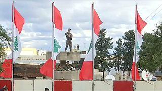 Lebanon's Saad Hariri makes first official appearance in three weeks
