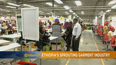 Ethiopia's sprouting garment industry [The Morning Call]