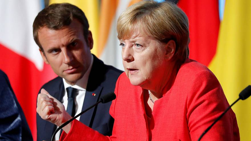 Jamaika-Aus verunsichert Deutschlands EU-Partner