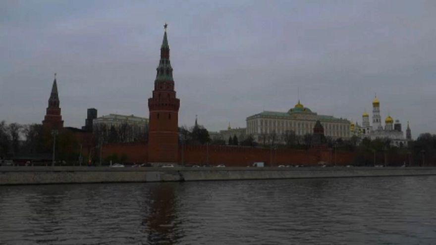 Új orosz ügynöktörvény