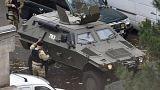 Антитеррористическая операция в Тбилиси