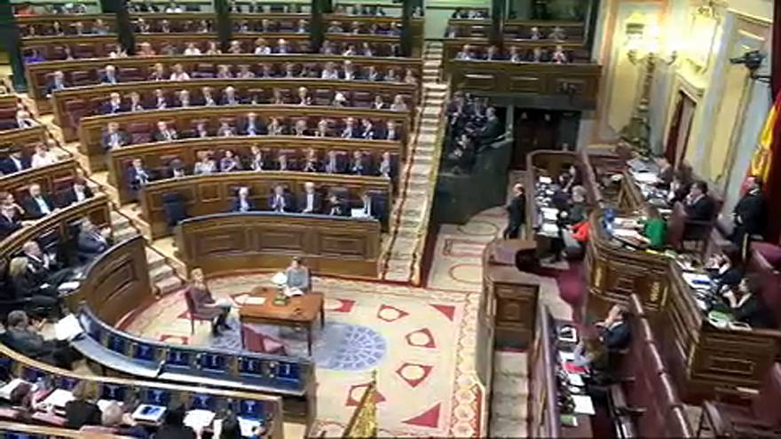 España cumple pero la amenaza catalana persiste