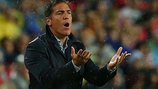 Schock über Berizzo (48) in Sevilla: Furiose Aufholjagd hat tragischen Hintergrund