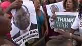 Zimbabwe : Mnangagwa revient pour prendre le pouvoir