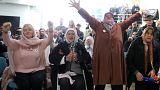 Приговор Младичу: овация в Сребренице