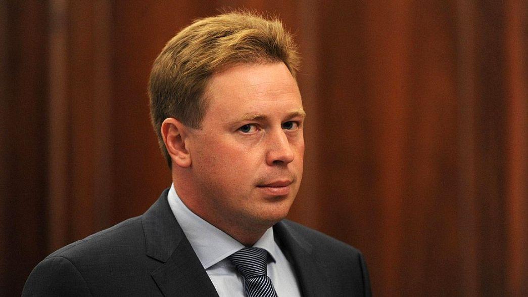 Губернатор Севастополя в санкционном списке