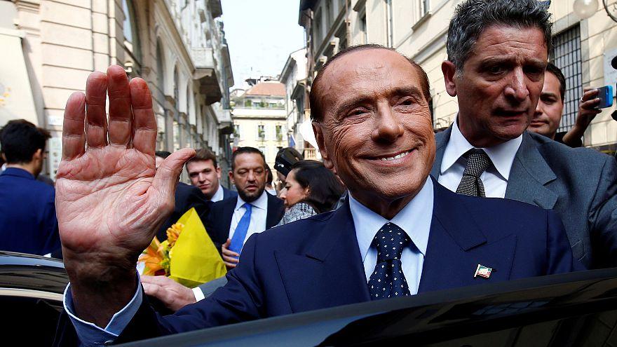 Berlusconi quer voltar ao ativo
