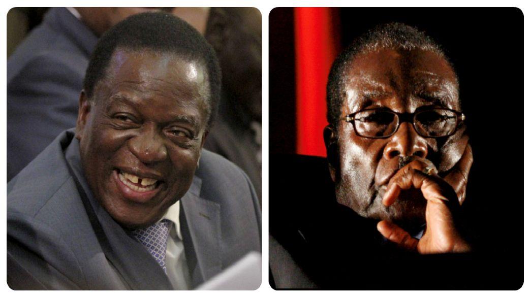 """Lo Zimbabwe accoglie Mnangagwa: """"inizia nuova democrazia"""""""