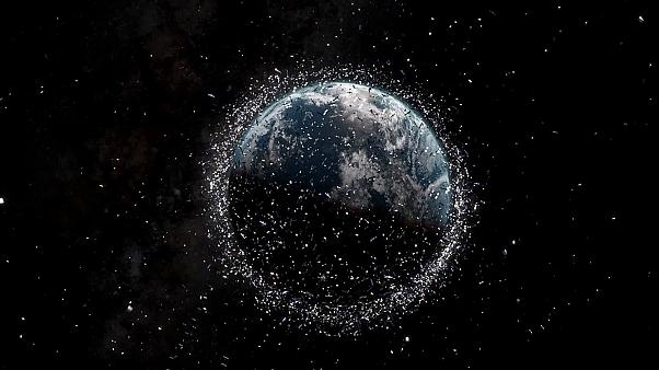 Uzayın büyüyen sorunu: Atıklar