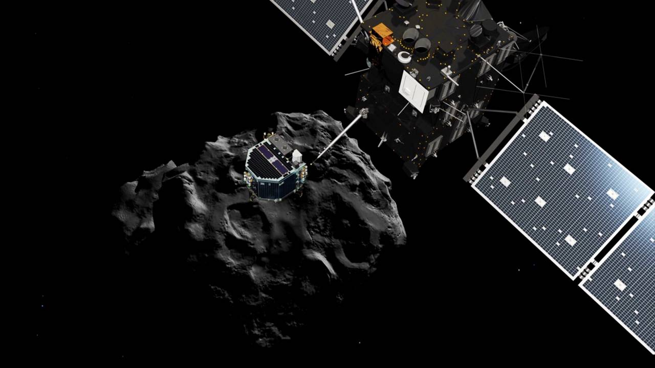 Legends of Space, ep 10: Rosetta et Philae
