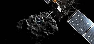 Legends of Space: Philae landet auf dem Kometen