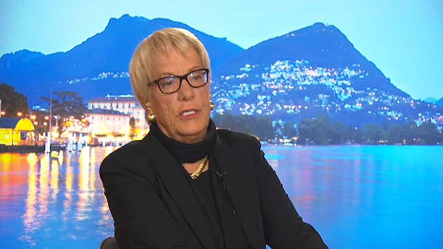 """Carla Del Ponte """"satisfaite"""" de la condamnation de Ratko Mladic"""