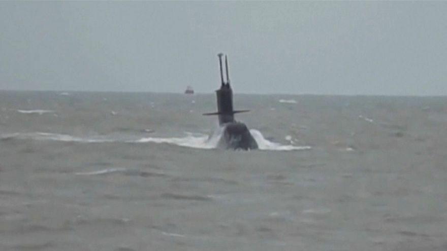 Peligra la vida de los tripulantes del submarino ARA San Juan