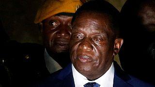 Zimbabwe : les promesses de Mnangagwa