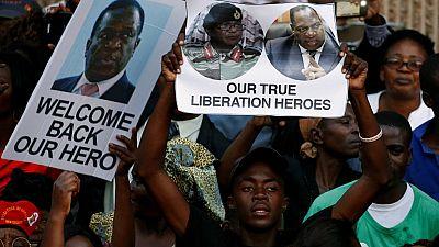 Des Zimbabwéens préoccupés par l'après-Mugabe