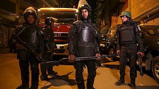 Égypte : 10 véhicules chargés d'armes détruits à la frontière libyenne