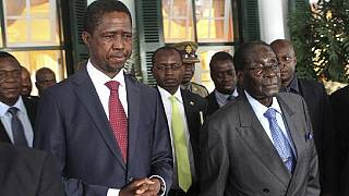 Mugabe rejected Zambia asylum proposal during impasse