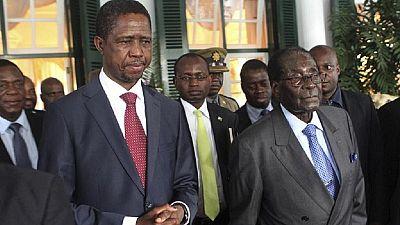 Mugabe rejected Zambia asylum proposal during impasse